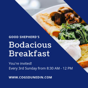 Bodacious Breakfast marketing image