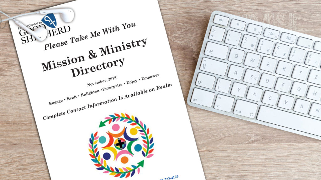 COGS Mission and Ministry Directory