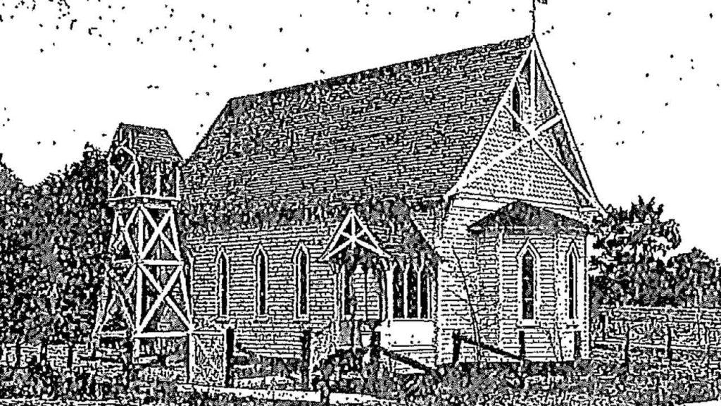 COGS History – Original Church